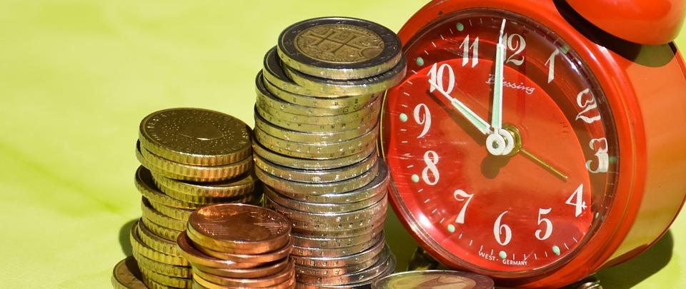 čas jsou peníze