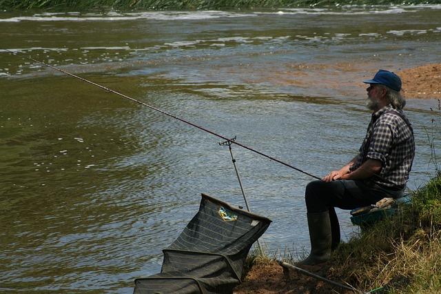 hobby rybaření