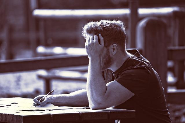 nudné psaní