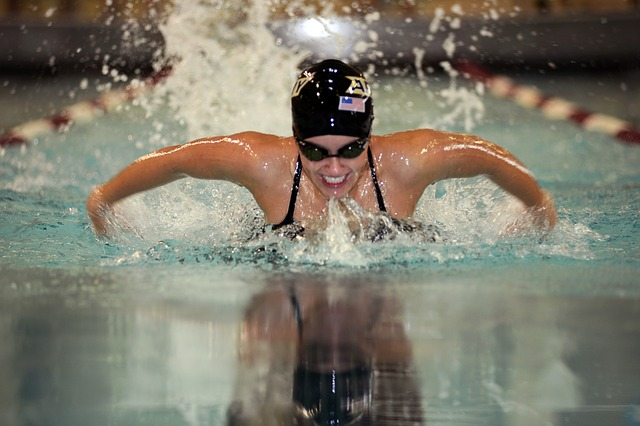 rychlý plavec