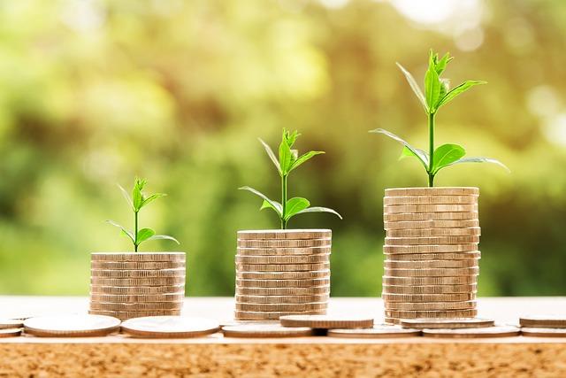 rostlinky na mincích