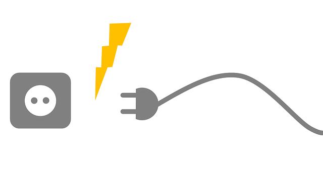 elektrický kabel